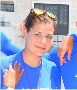 Anastasia Medvedeva | Dolphin Trainer