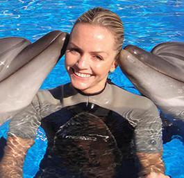 Sinem İşcanoğlu | Dolphin Therapist