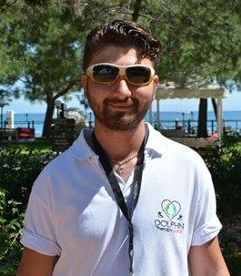 Ozan Çelebi | Delfin træner
