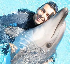 Koray İşcanoğlu | Dolphin Therapist