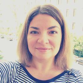 Tanya Kryvitska | Turkey Office
